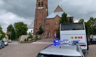 Łowicka Piesza Pielgrzymka nie dotrze na Jasną Górę. Interweniowała policja