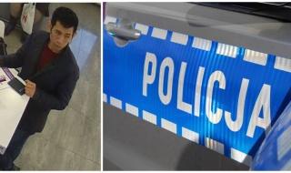 Rawscy kryminalni poszukują sprawcy oszustwa. Opublikowano wizerunek mężczyzny
